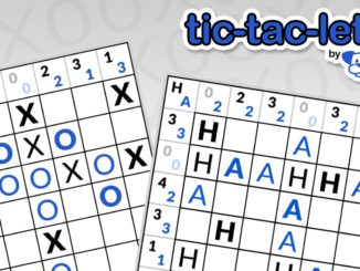 Release - Tic-Tac-Letters by POWGI