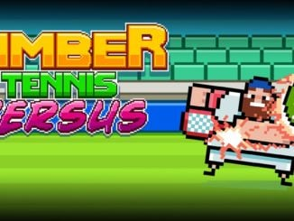 Release - Timber Tennis: Versus