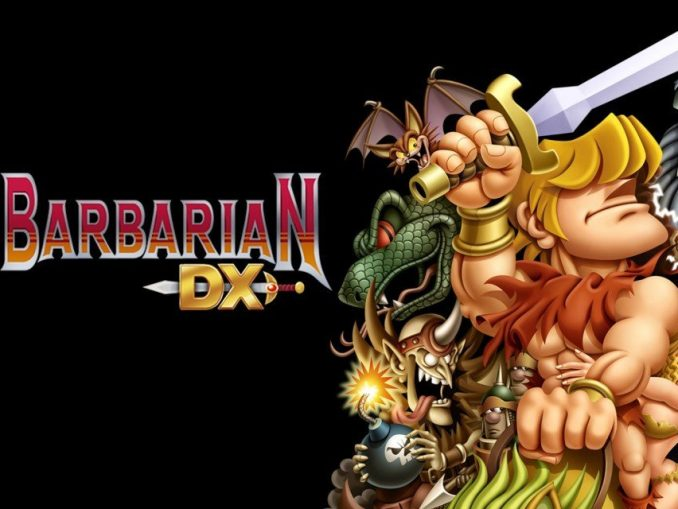 Release - Tiny Barbarian DX