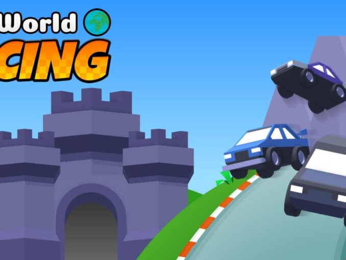 Release - Tiny World Racing