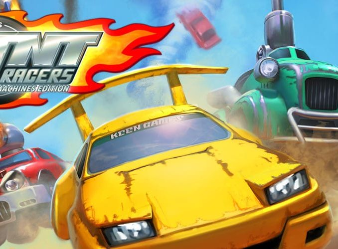 Release - TNT Racers – Nitro Machines Edition