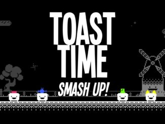 Release - Toast Time: Smash Up!