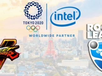 Tokyo 2020 Olympic Games backing Rocket League eSports competition
