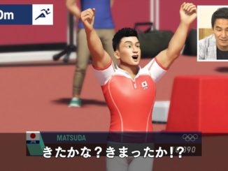 Tokyo 2020 Olympic Games – Let's Play with Takeshi Matsuda