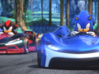 Tokyo Game Show – Team Sonic Racing footage