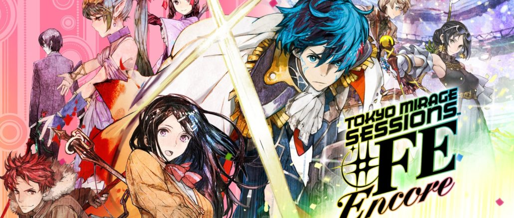 Tokyo Mirage Sessions #FE Encore new song teased
