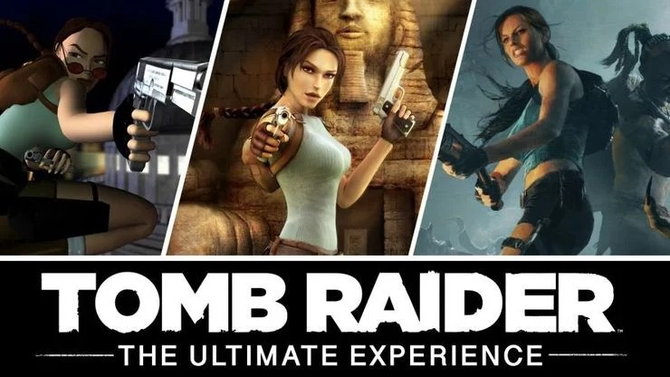 Tomb Raider Collection op komst?