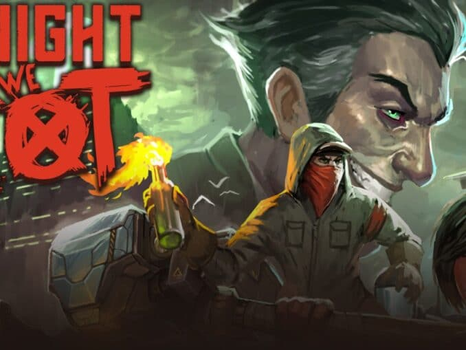 Release - Tonight We Riot