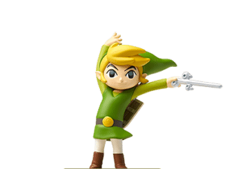 Toon Link – The Wind Waker