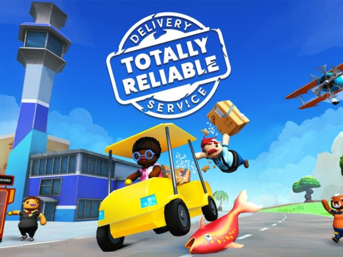 Release - Totally Reliable Delivery Service