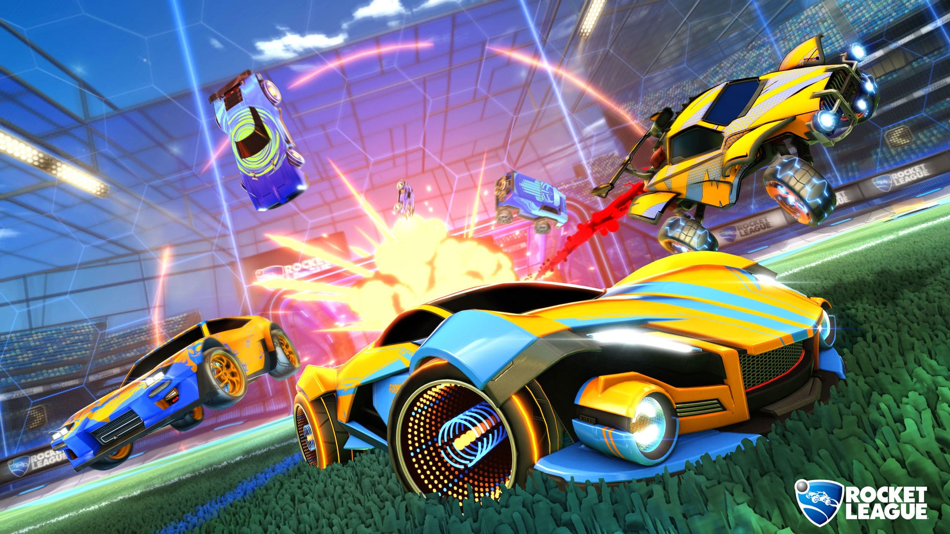 Tournament Update Rocket League bijna hier