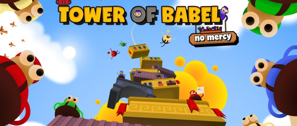 Tower of Babel – no mercy