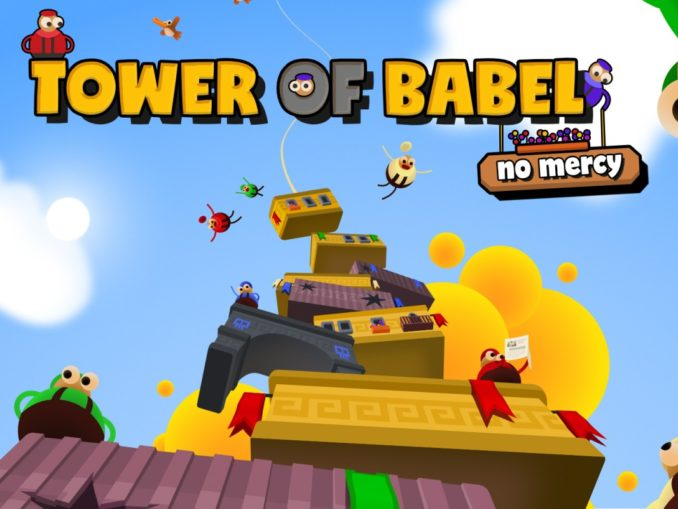 Release - Tower of Babel – no mercy