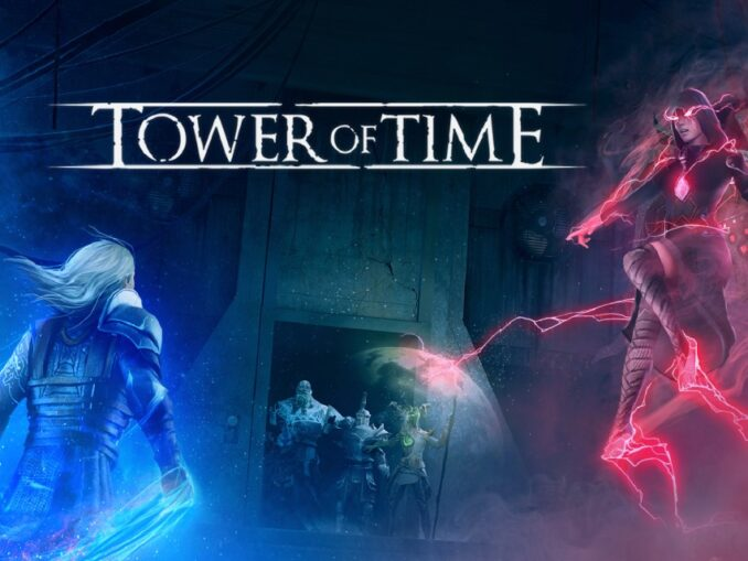 Release - Tower Of Time