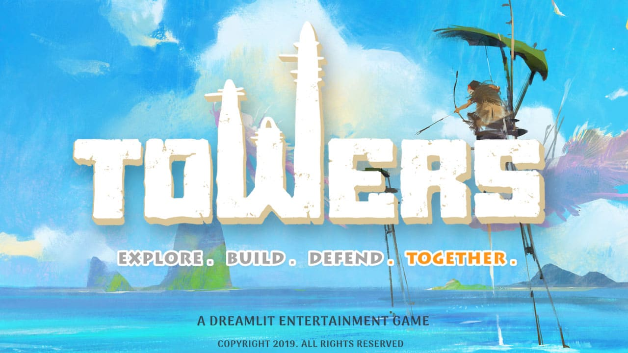 Towers gameplay trailer features styles from Zelda and Monster Hunter
