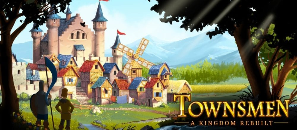 Townsmen: A Kingdom Rebuilt: The Seaside Empire DLC – Komt begin 2020