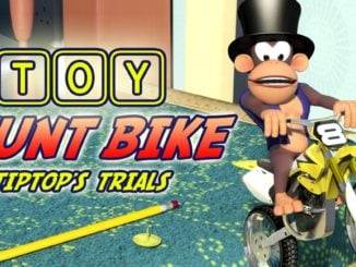 Release - Toy Stunt Bike: Tiptop's Trials