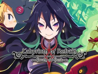 Nieuws - Trailer Labyrinth of Refrain: Coven of Dusk
