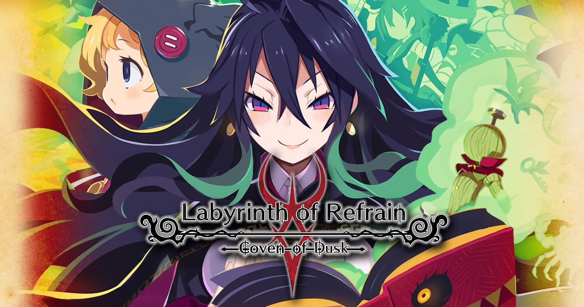 Trailer Labyrinth of Refrain: Coven of Dusk