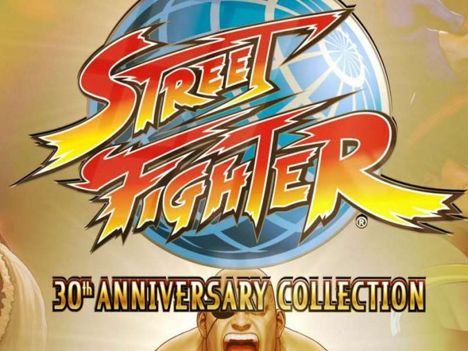 Nieuws - Trailer Street Fighter 30th Anniversary Collection