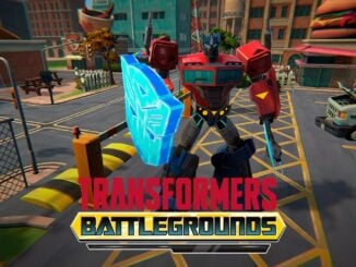 Nieuws - Transformers: Battlegrounds – Eerste Gameplay Trailer