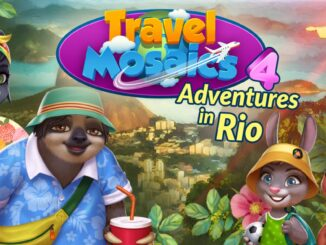 Release - Travel Mosaics 4: Adventures In Rio
