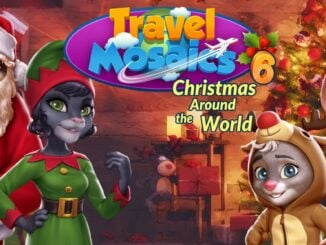 Release - Travel Mosaics 6: Christmas Around the World