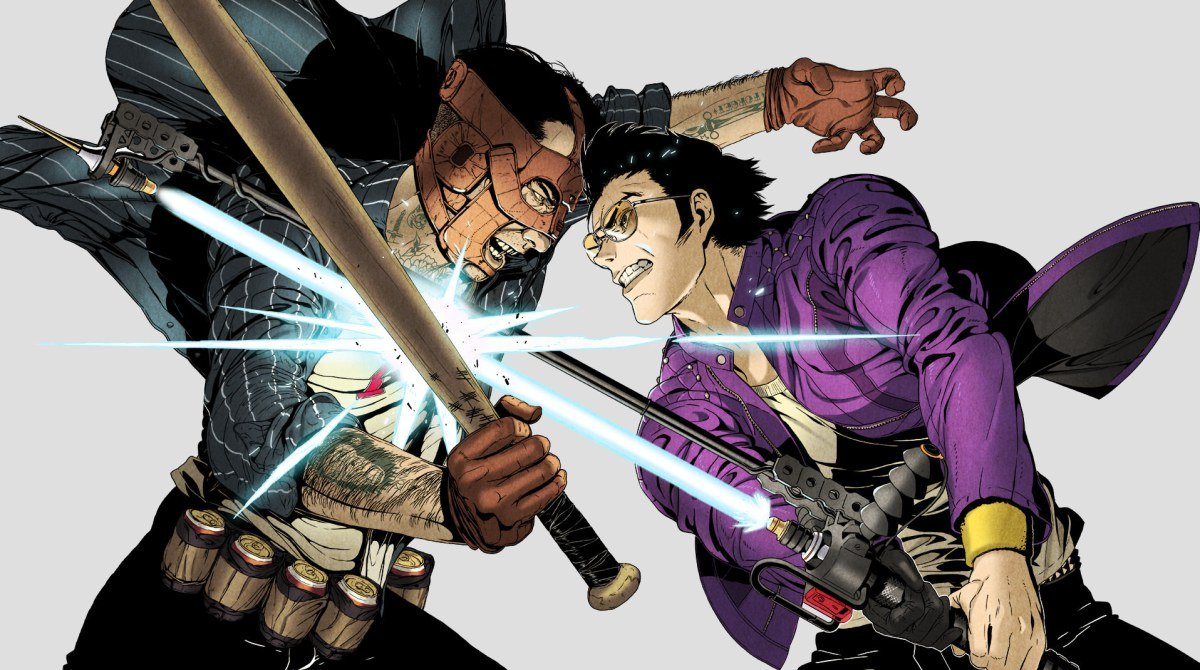 Travis Strikes Again GDC 2018 gameplay