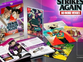 Travis Strikes Again: No More Heroes Collector's Edition – Restocked soon