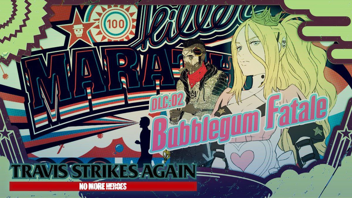 Travis Strikes Again: No More Heroes DLC Vol. 2: Bubblegum Fatale