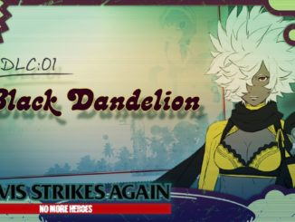 Travis Strikes Again: No More Heroes DLC Vol. 1: Black Dandelion – Vandaag