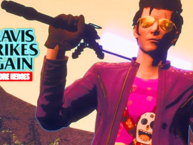 Nieuws - Travis Strikes Again: No More Heroes Launch Trailer