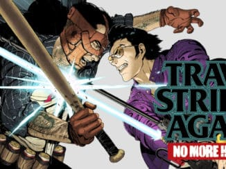 Travis Strikes Again: No More Heroes – New Game+
