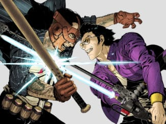 News - Travis Strikes Again: No More Heroes physical confirmed