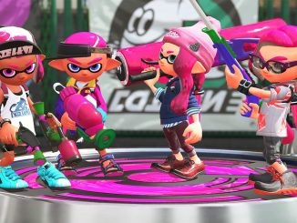 News - Get rolling with the Foil Flex Roller in Splatoon 2
