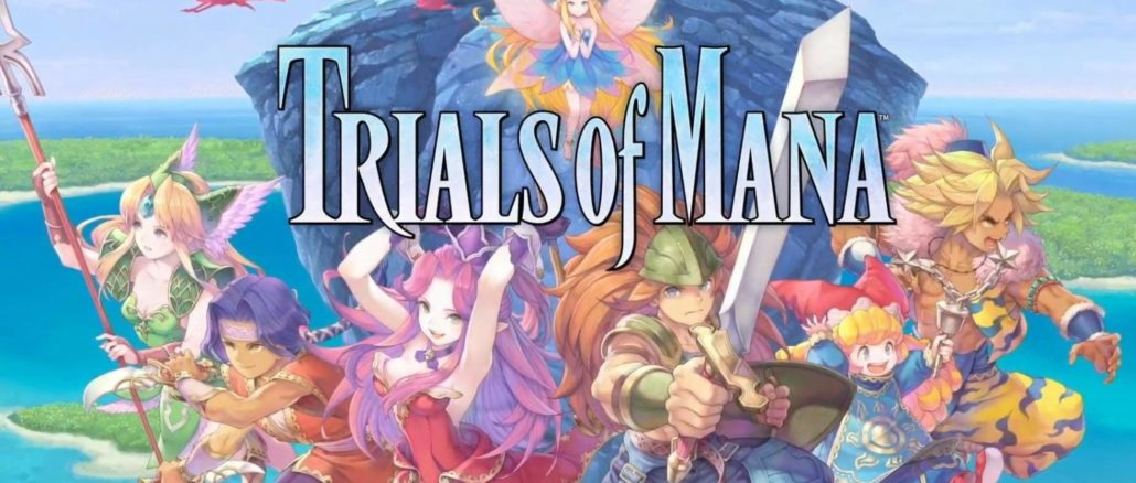 Trials Of Mana – Personage preview trailers