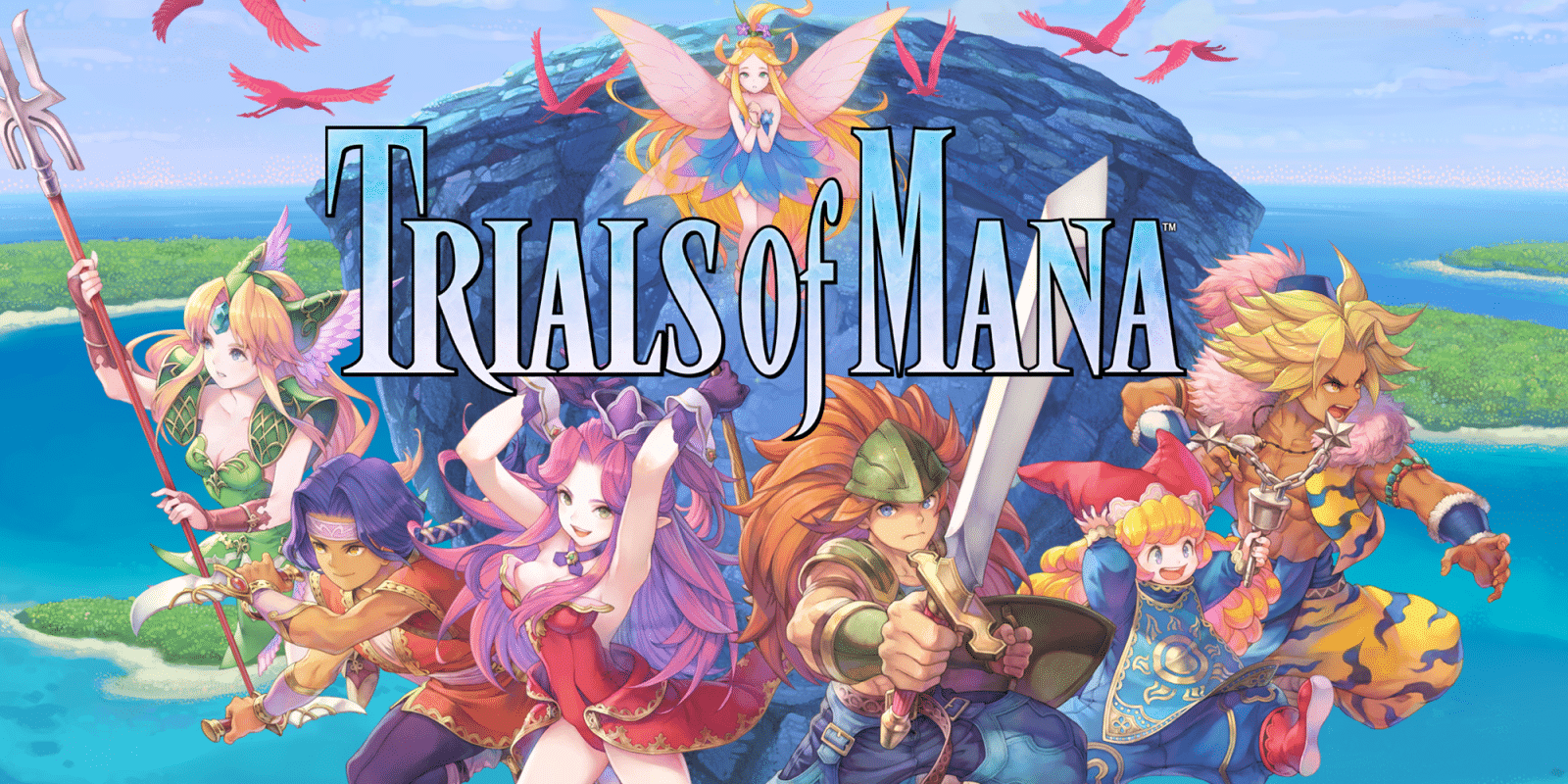 Trials Of Mana – Off-Screen Gameplay