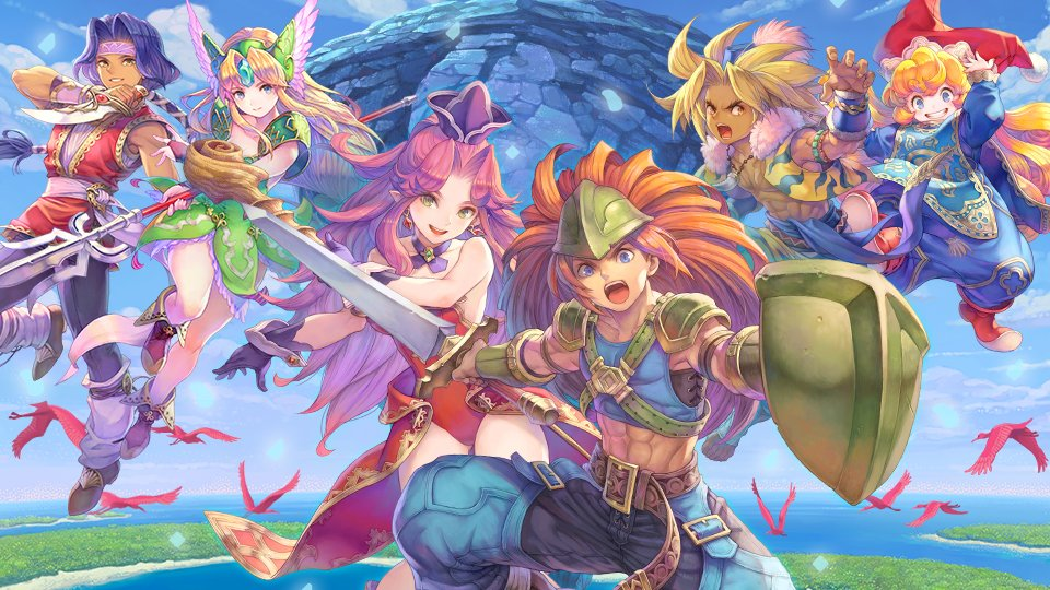Trials Of Mana Spirit Event – Super Smash Bros Ultimate