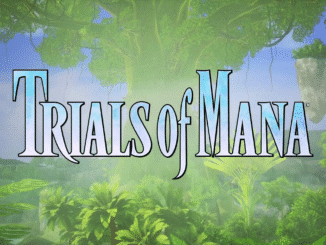 Trials Of Mana's – Angela and Duran Trailer
