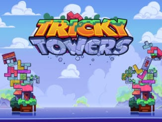 Tricky Towers LaunchTrailer
