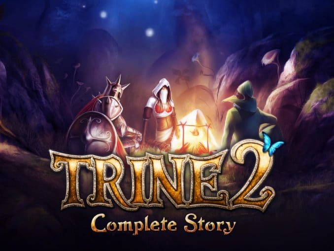 Release - Trine 2: Complete Story