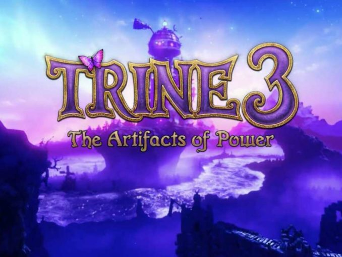 News - Trine 3 rated by USK