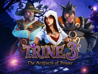 Nieuws - Trine 3: The Artifacts Of Power – 10 minuten