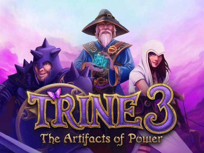 Release - Trine 3:  The Artifacts of Power