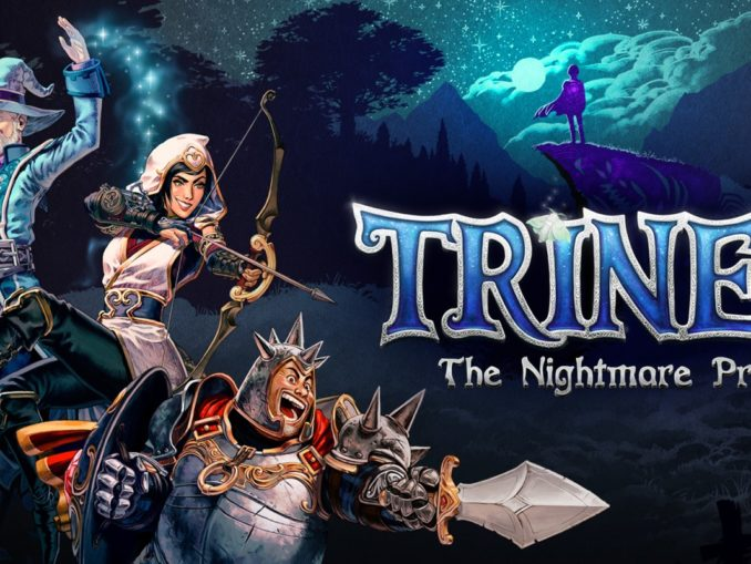 Release - Trine 4: The Nightmare Prince