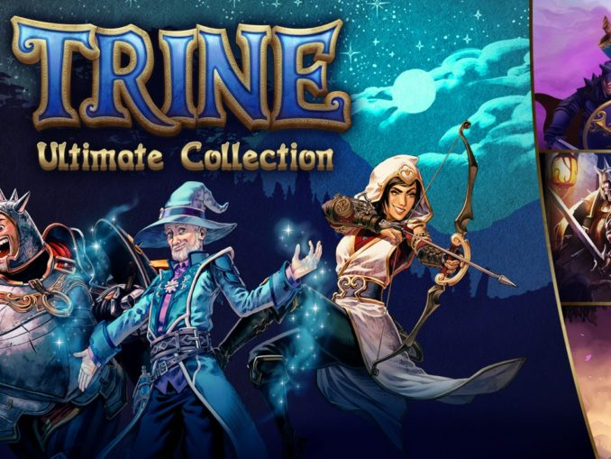 Release - Trine: Ultimate Collection