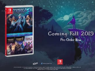 News - Trine: Ultimate Collection coming Fall 2019, Physical Version Detailed