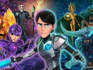 Trollhunters Defenders Of Arcadia announced