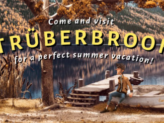 Nieuws - Truberbrook Launch Trailer