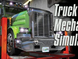 Truck Mechanic Simulator